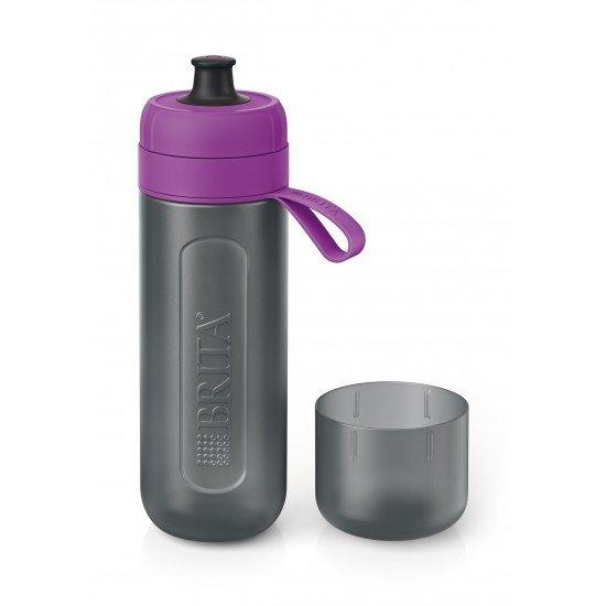 ПРОМОЦИЯ: BRITA Fill&Go Active Филтрираща бутилка за вода - лилава