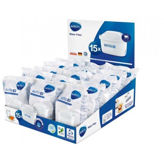 СУПЕР ПРОМОЦИЯ: Пакет BRITA MAXTRA+ Филтър за вода - 15 бр.
