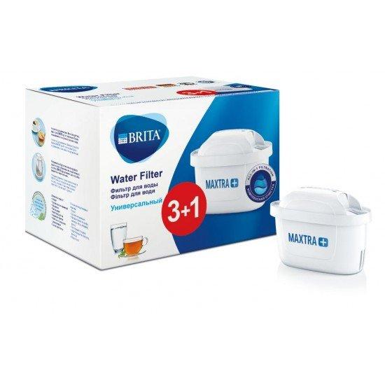 ПРОМОЦИЯ: BRITA MAXTRA+ Филтър за вода - промо пакет /3+1/
