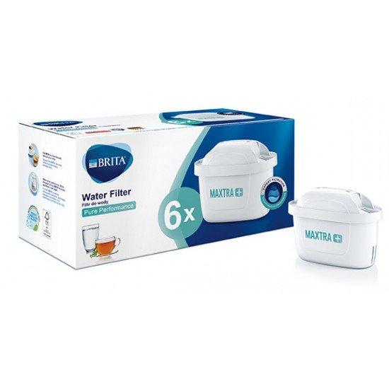 BRITA MAXTRA+ Филтър за вода - пакет 6 бр.
