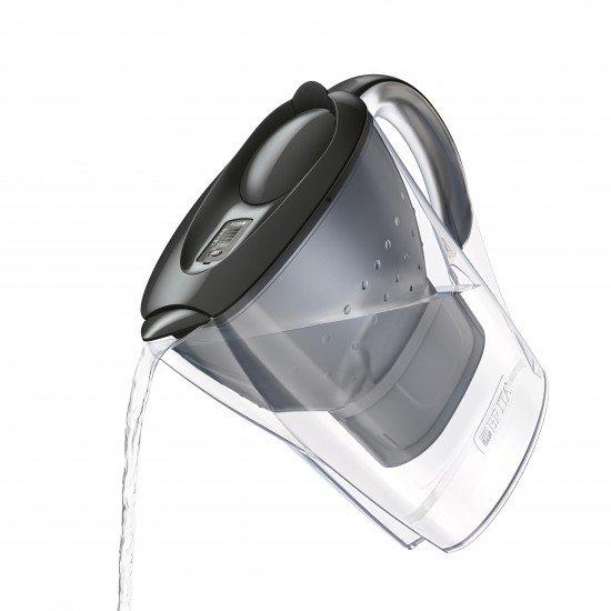 BRITA Marella Cool Memo Филтрираща кана за вода - графит